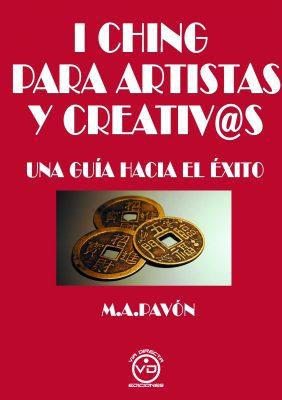 I Ching para creativos y artistas Portada